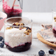 Blueberry & Chia Breakfast Pudding