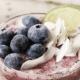 Blueberry & Coconut Slushie